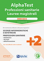 In catalogo (In vendita) - 978-88-483-2134-1: Alpha Test Professioni Sanitarie Lauree magistrali. 3000 quiz Prof. san. magistrali 3000