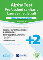 In catalogo (In vendita) - 978-88-483-2135-8: Alpha Test Professioni Sanitarie Lauree magistrali. Esercizi commentati