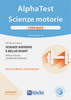 In catalogo (In vendita) - 978-88-483-2358-1: Alpha Test Scienze motorie. 1500 quiz V8 Scienze Motorie 1500 Quiz